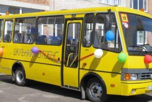 Нужно ли категорировать школьные автобусы