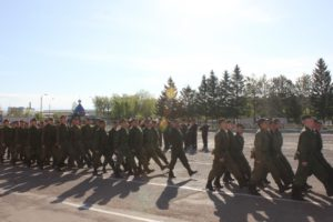 Зато солнечный красноярский край воинская часть