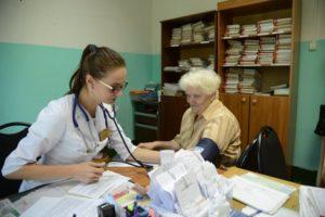 Выплаты сельским медикам