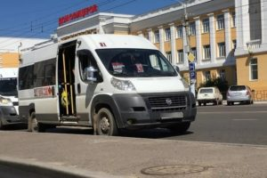 Жалоба на маршрутное такси чита