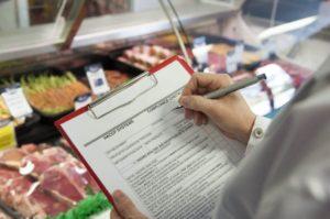 Кто проверяет качество продуктов питания