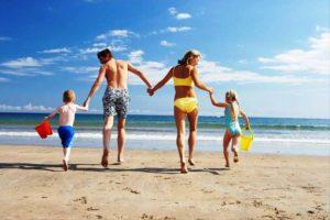 3 ребенка отпуск