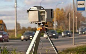 Как заработать на радара фиксации скорости
