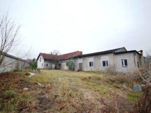 Продажа здания без земли