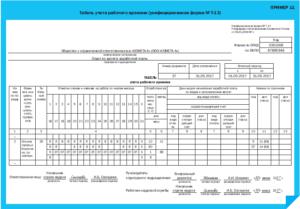 Кто должен проверять табель учета рабочего времени кадровик или бухгалтер