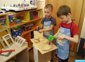 Игра пособия по трудовой деятельности дошкольников