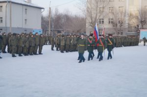 Воинская часть в алейске алтайский край