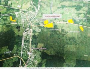 Многие земли переведены из сх1 в сх3
