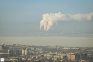 Жалоба на загрязнение воздуха