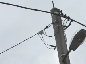 Кто отвечает за счетчики электроэнергии на столбах