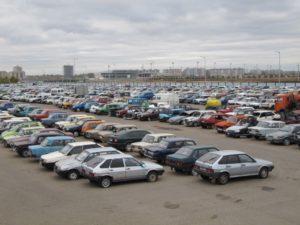 Продажа авто со штрафстоянки