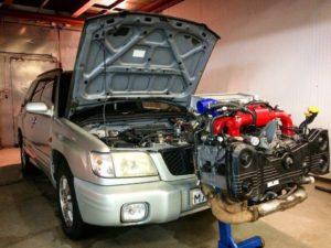 Замена двигателя без оформления что грозит