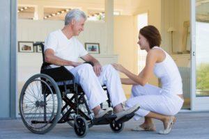 Пенсионер после инсульта что положено