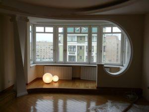 Перепланировка можно ли объединить лоджию с комнатой