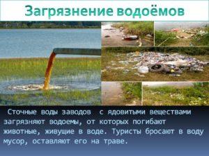 Закон о загрязнении водоемов