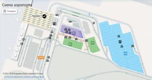Парковка в аэропорту пулково стоимость 2020
