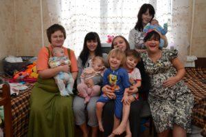 Приюты для одиноких матерей