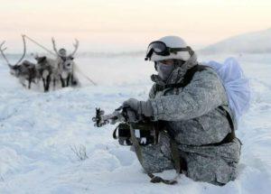 Служба в армии в районах крайнего севера
