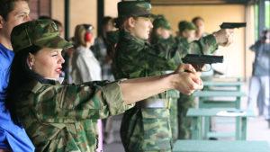Служить по контракту в армии вакансии для женщин