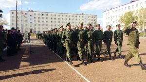 Тоцкое 2 оренбургская область военная часть 12128