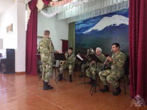 Войсковая часть росгвардии город каспийск