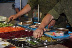 Все армейские блюда в россии