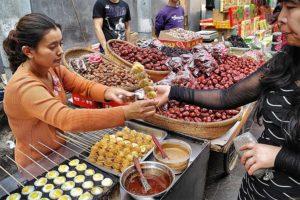О бизнесе уличная торговля едой