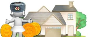 Можно ли по военной ипотеке купить дом с землей