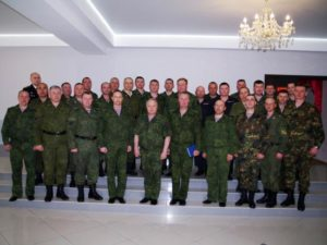 Войсковая часть калининского района новосибирск