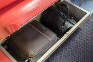 Как довезти багаж в поезде