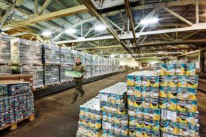 Как открыть оптовый склад продуктов питания