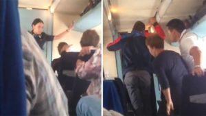 Наказание за дебош в самолете в россии 2020