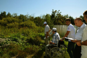 Земельный участок для инвалидов 1 группы