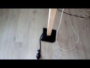 Виброколонка на потолок для соседей