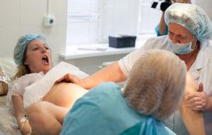 В москве беременным выдают после родов