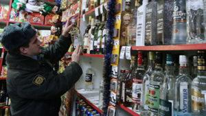 Незаконная продажа алкоголя статья