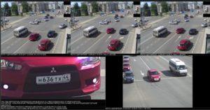 Сколько штраф за езду на красный свет если зафиксировала камера