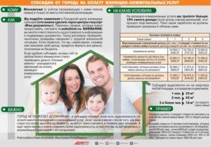 Компенсационная выплата многодетным семьям для приобретения жилья