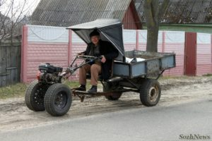 Самодельные транспортные средства не требующие регистрации