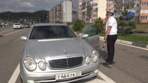 Машина на абхазских номерах как ездить в россии 2020