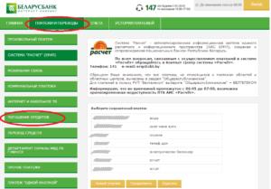 Как оплатить приватизацию через интернет банкинг беларусбанк