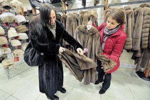 Возврат товара от покупателя меховые изделия