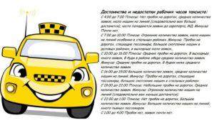 Ответственность пассажира такси
