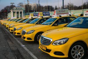 Получение желтых номеров на новый автомобиль