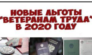 Как оформить ветерана труда самарской области в 2020 году