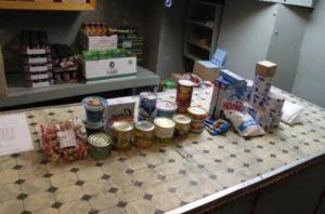 Какие продукты можно передать в колонию на новый год