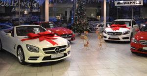 Выгодно ли покупать машину перед новым годом