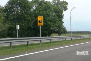 Разрешенная скорость на трассе м10