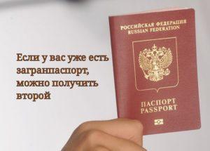 Дают ли загранпаспорт с судимостью
