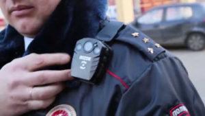 Имеет ли право сотрудник полиции снимать на личную камеру